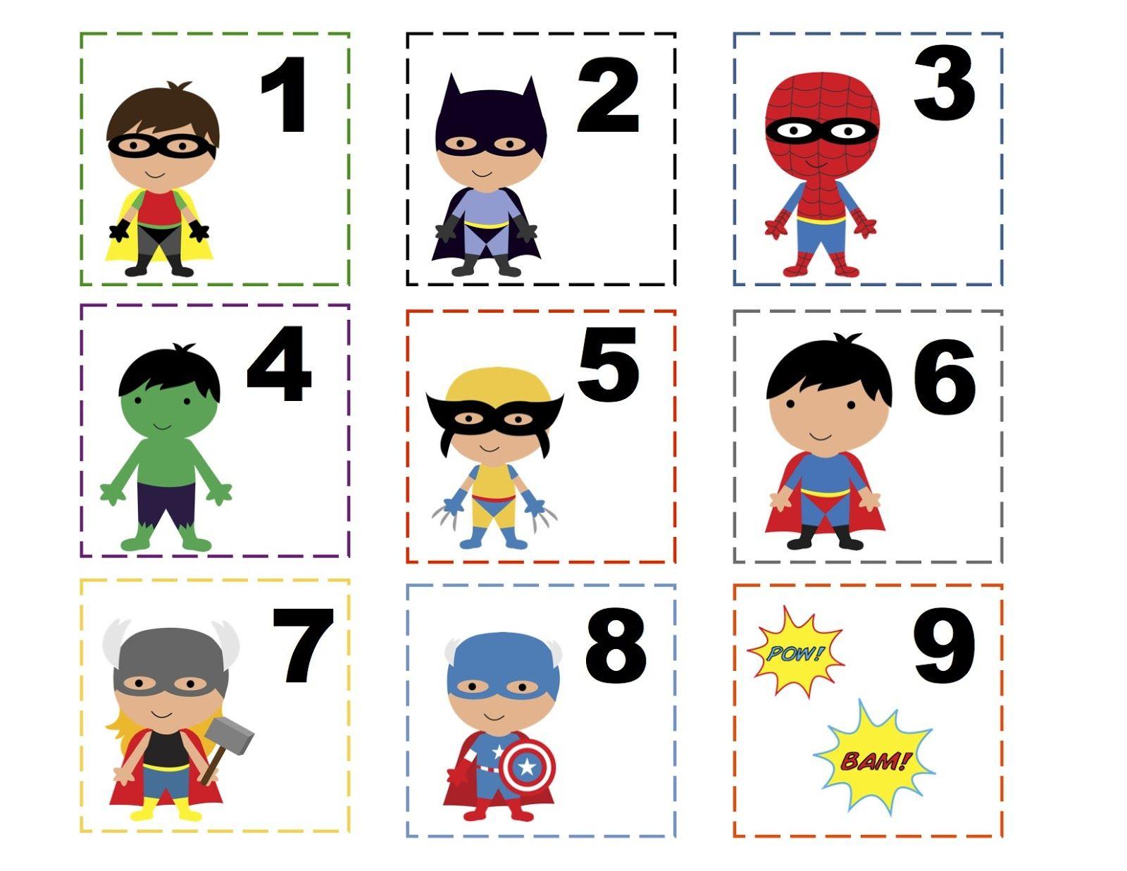 Preschool Printables Met Afbeeldingen