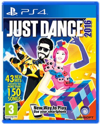 Buy Just Dance 2016 on PlayStation 4 | Free UK Delivery