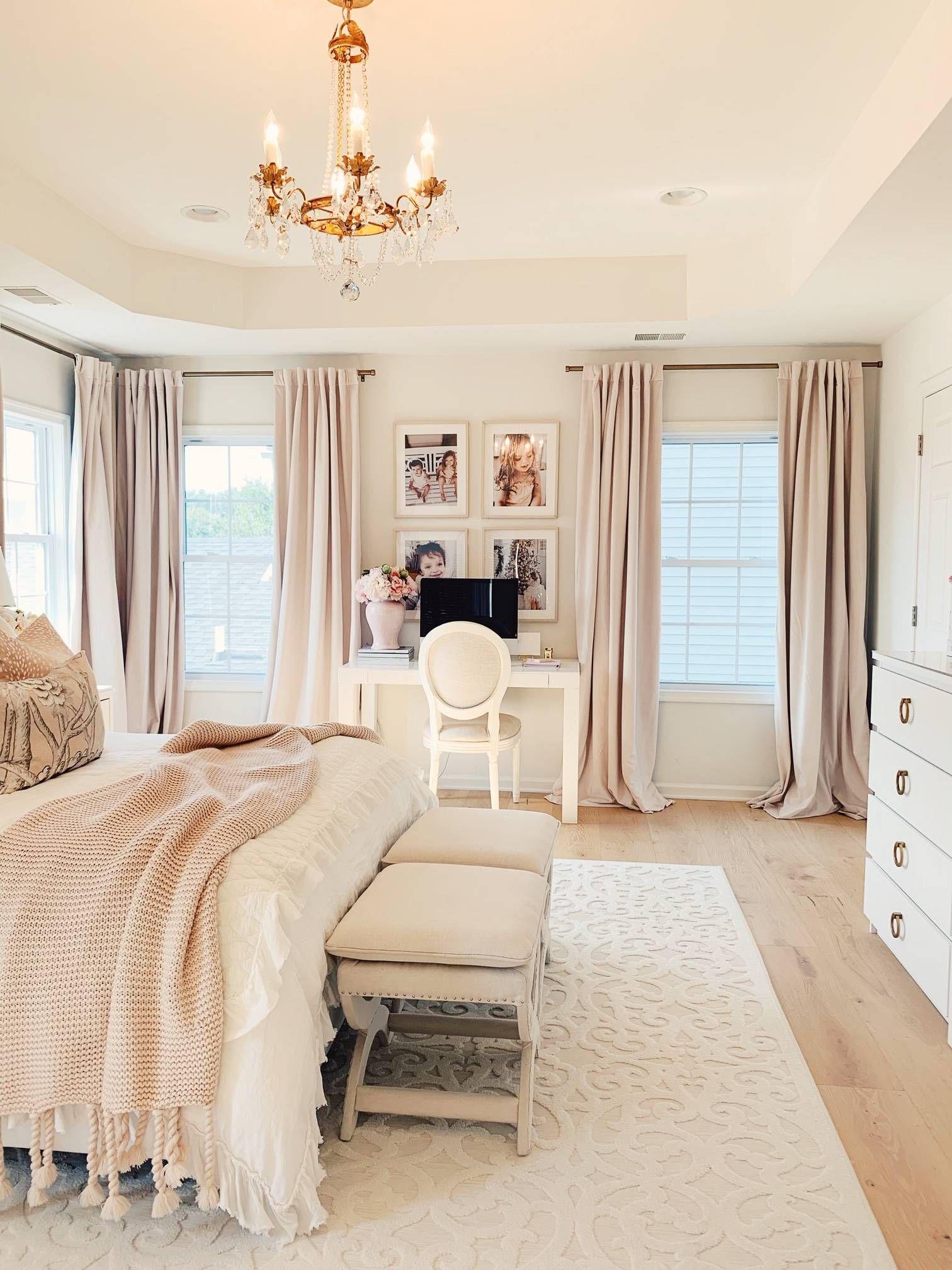 Vintage Chic Walmart Furniture Decor Favorites Master Bedrooms Decor Master Bedroom Makeover Romantic Bedroom Decor