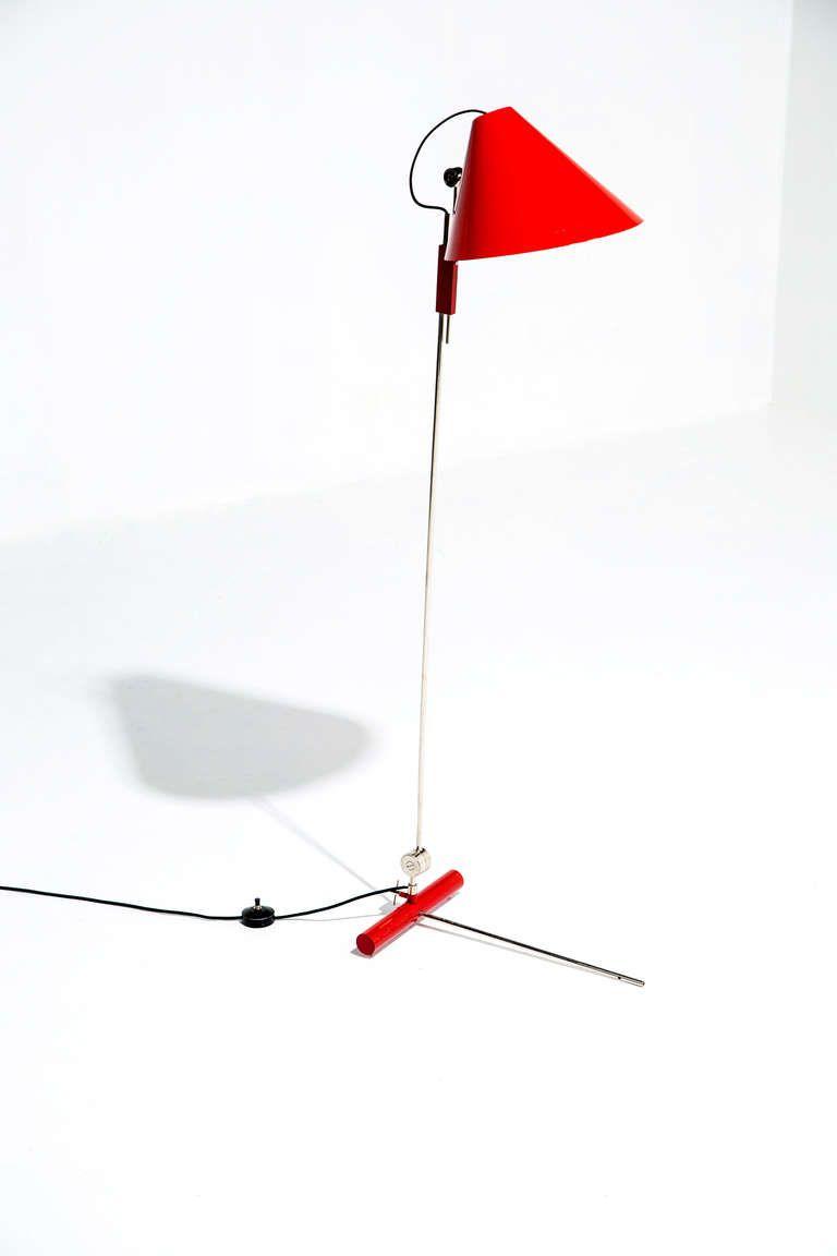Tito Agnoli Floor Lamps for O-luce