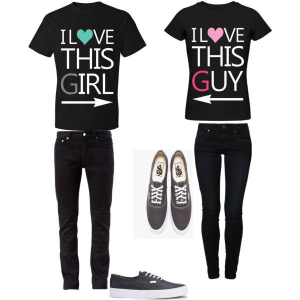 Boyfriend And Girlfriend Matching Outfits Relationships