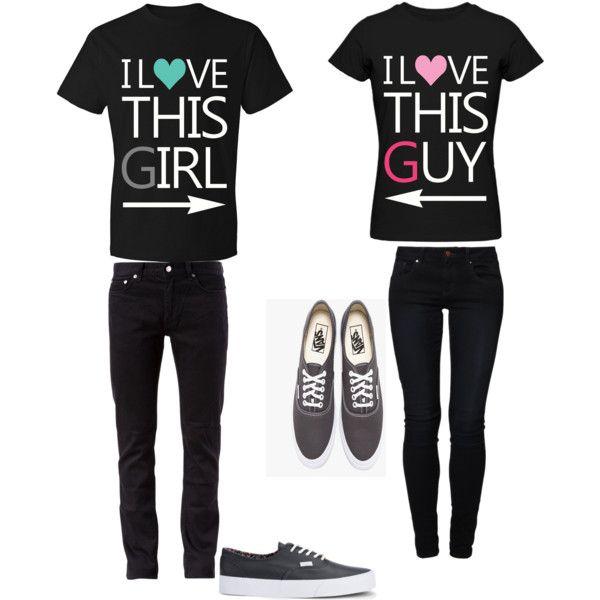 6cff7eaa9b Boyfriend and Girlfriend Matching outfits | Relationships ...