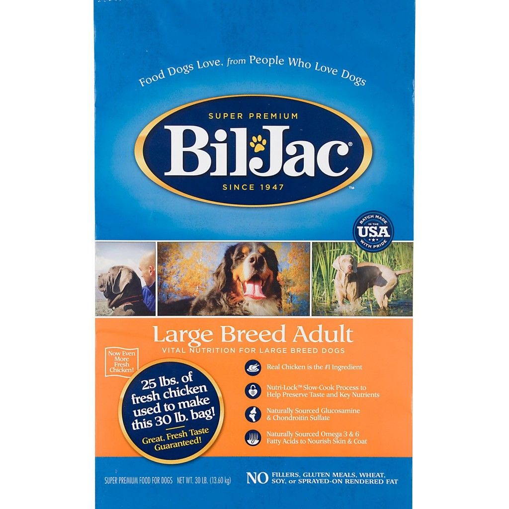 BilJac Dog Foods Review Dog food reviews, Best dog food