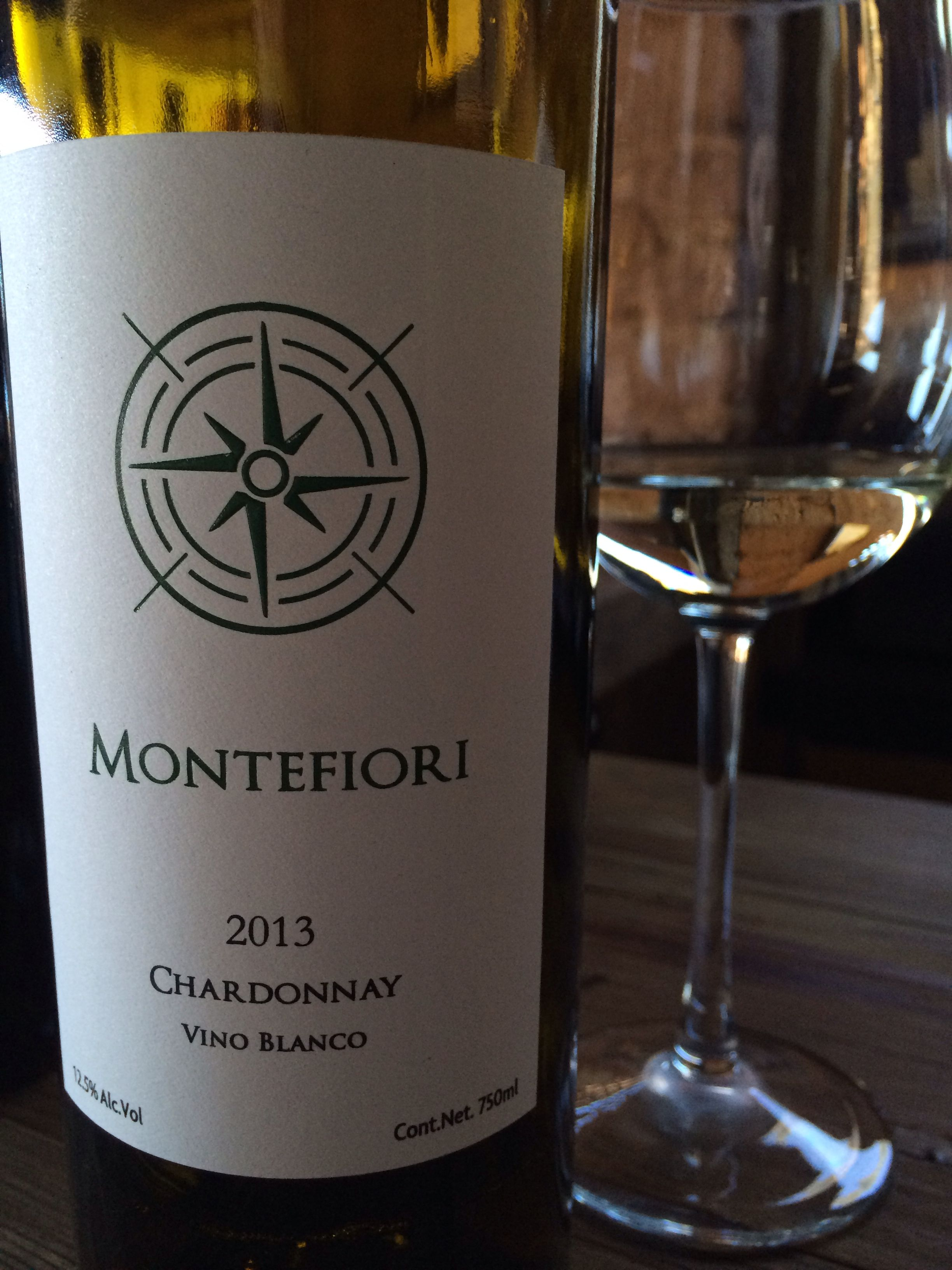 This is one of the best Chardonnays of the baja!