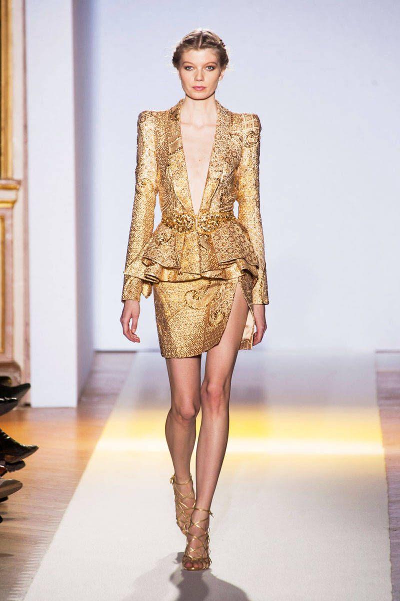 Zuhair Murad Spring 20 Haute Couture Collection   Zuhair murad ...