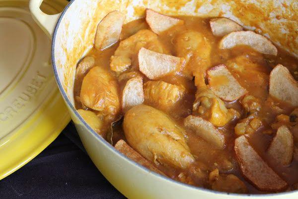 Asaillo de pollo al vino con patatas (receta de mi abuela) | Cocinar en casa es facilisimo.com