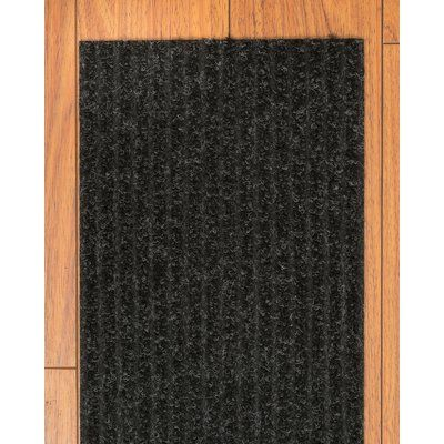 Best Tucker Murphy Pet Bayless Charcoal Stair Tread Carpet 400 x 300
