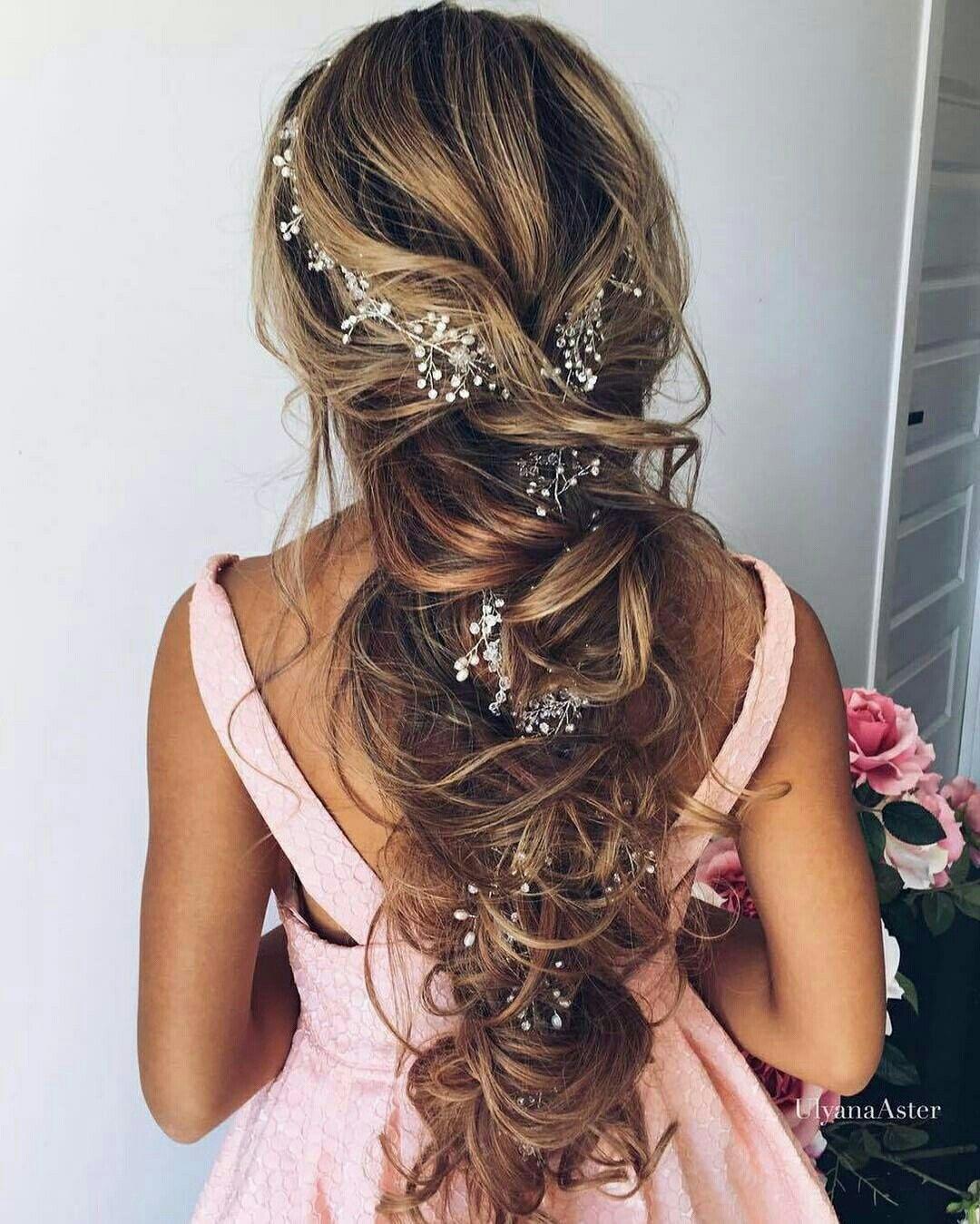 Gorgeous Wedding Hairstyles Maggiesottero Mylovestory Showyourcoast Coastdiamond Long Bridal Hair Long Hair Wedding Styles Long Hair Styles