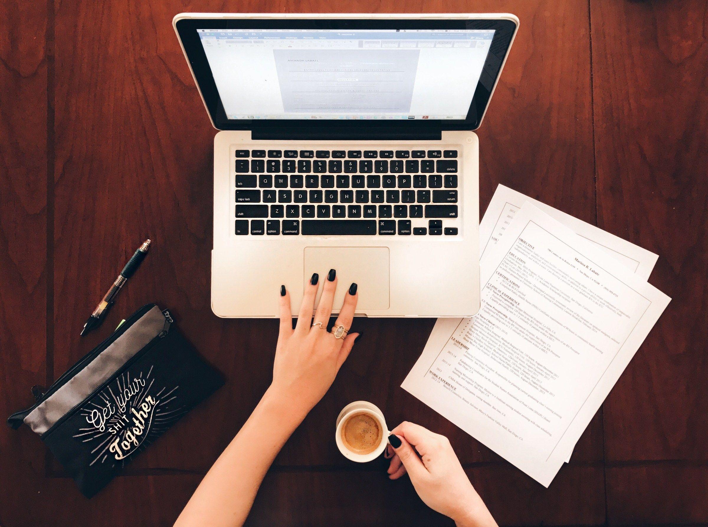 How to write a kickass nursing resume for new grads