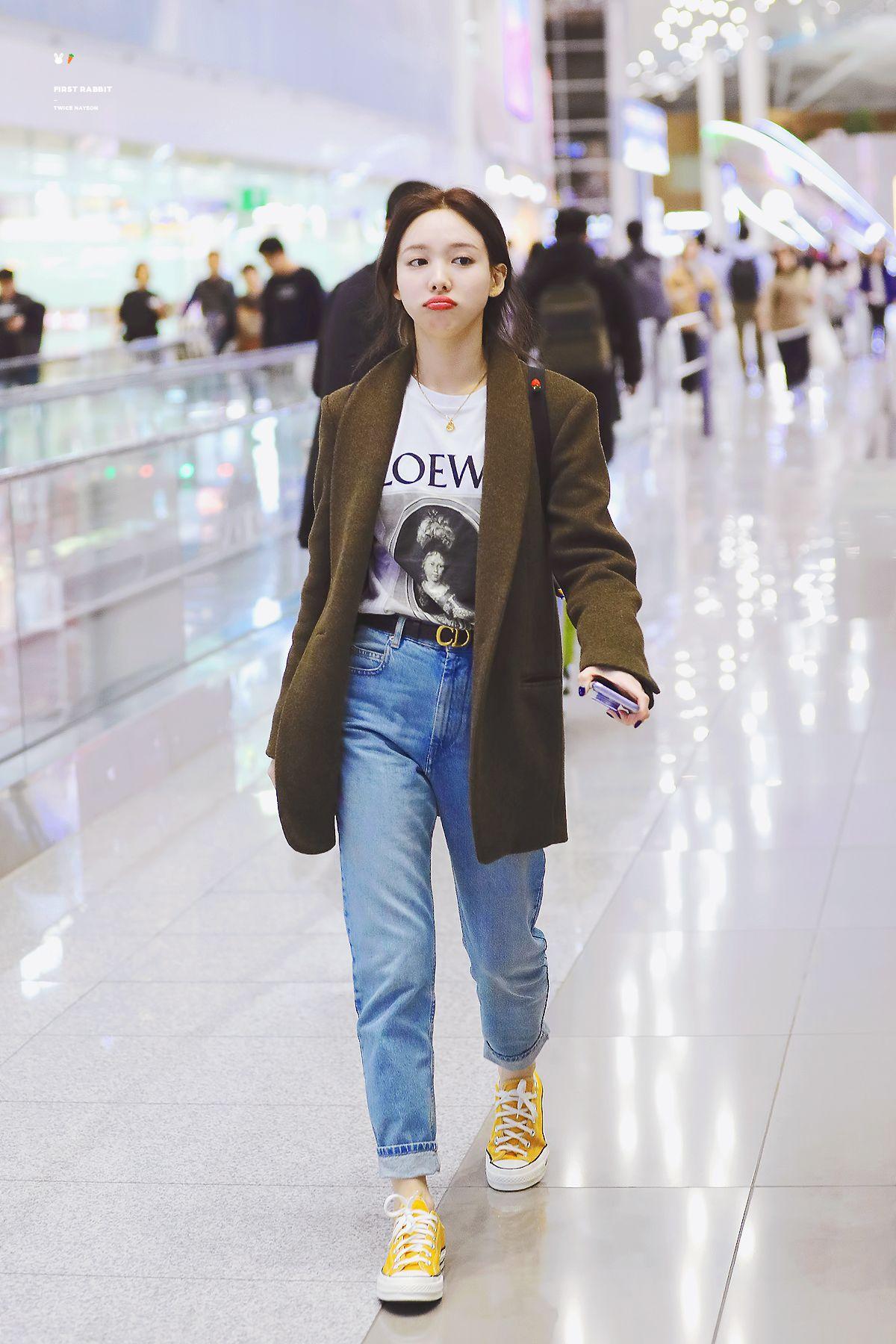 200116 - Casual Nayeon di 2020   Wanita, Pakaian, Pakaian ...