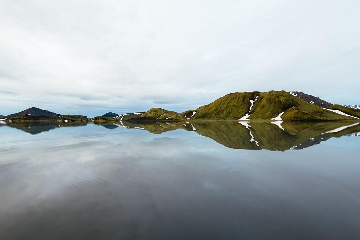 REFLECTIONS – Iceland. A photo series by Jan Erik Waider on @behance