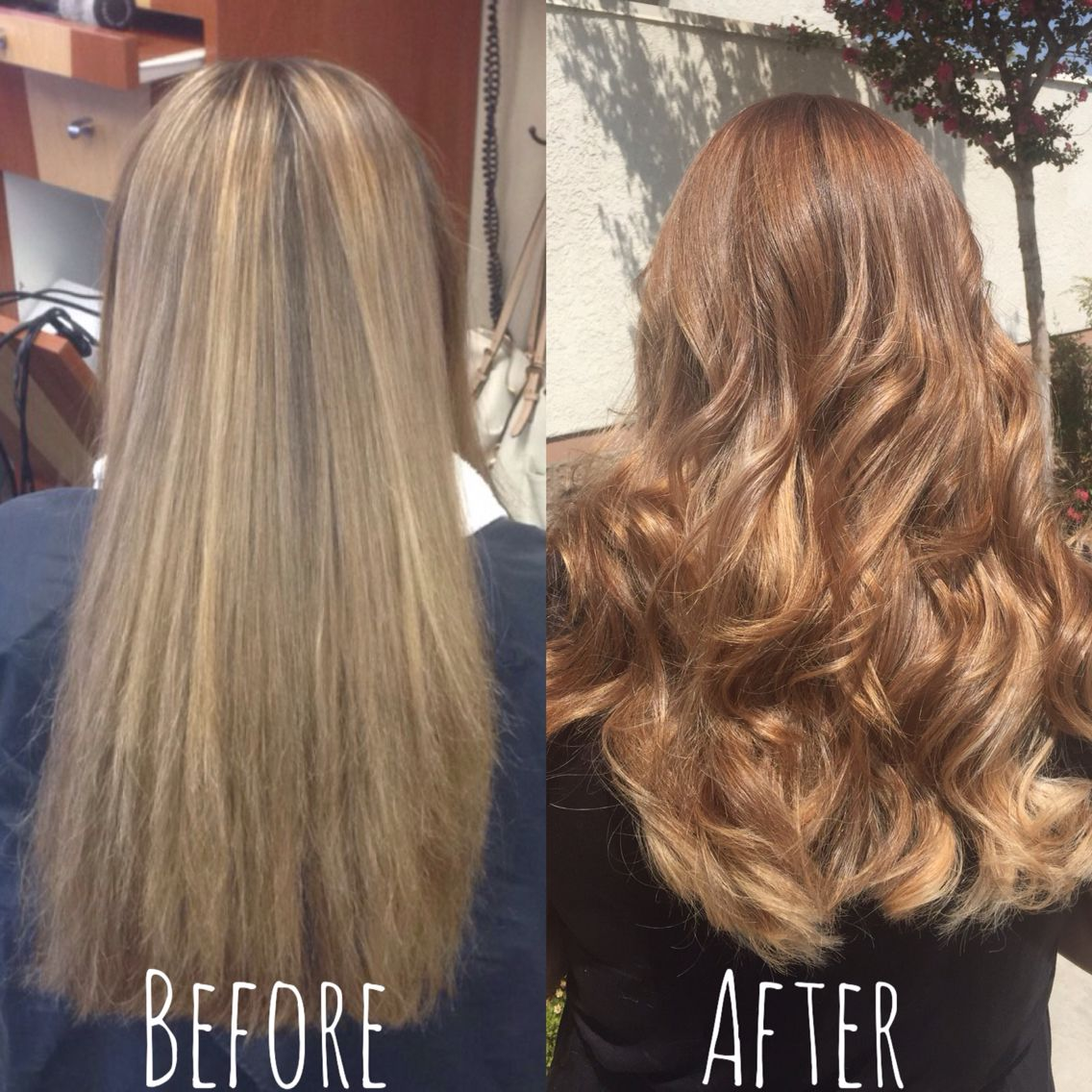 Grown Out Highlights Toned Down With A Natural Balayage Grown Out Highlights Long Hair Styles Hair Styles