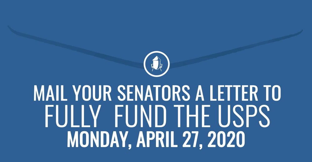 Send a Letter To Your Senators And Help Save The United