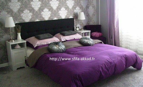Chambre A Coucher Un Melange De Baroque Et De Maroc Deco