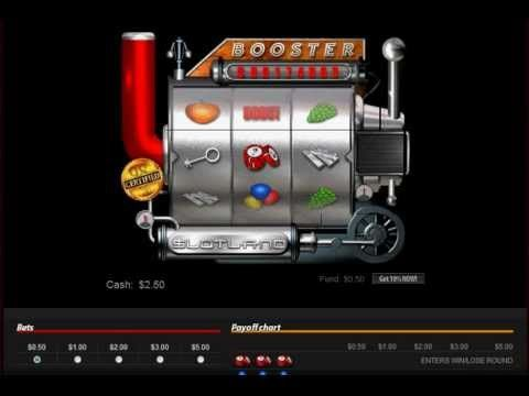 Mobile casino games players