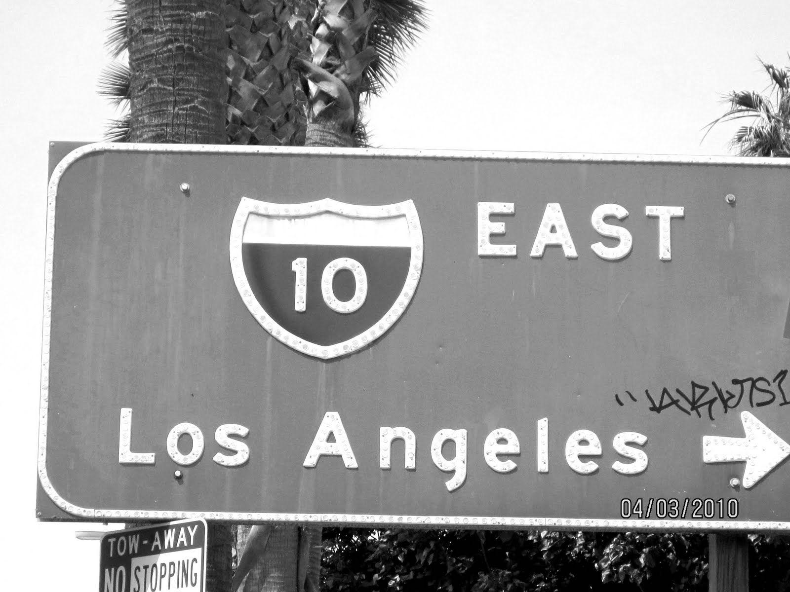 10 Los Angeles East