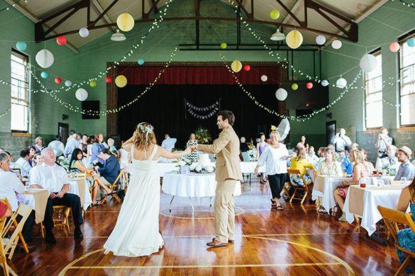 Casual Reception Alex Bee Wedding