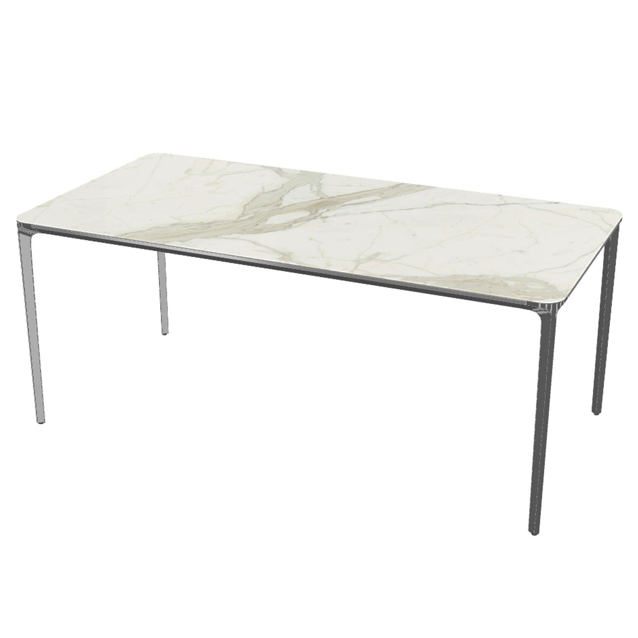 Slim Dining Table By Sovet Now Available At Haute Living