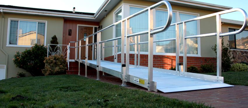 Wheelchair Ramps & Handicap Ramps from 101 Mobility