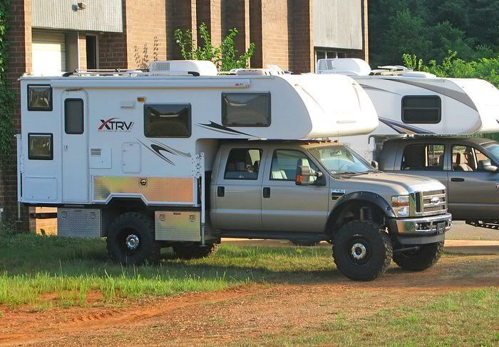 Global Expedition Vehicle UXV Model 4x4 RV | Global Expedition ...