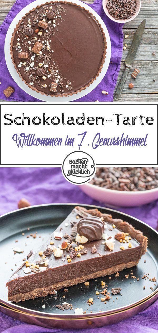 Photo of chocolate-tart