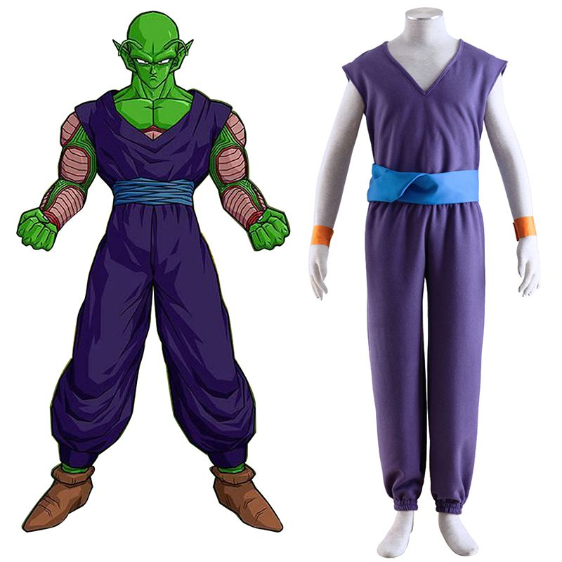 We Offer High Quality Dragon Ball Z Costumes Cosplay Best Costume Cosplay-Wigs-Boots or Shoes-Props From CosplayMade Shop Reliable and Professional ...  sc 1 st  Pinterest & Dragon Ball Piccolo 1ST Purple Cosplay Costumes | Anime-Dragon Ball ...