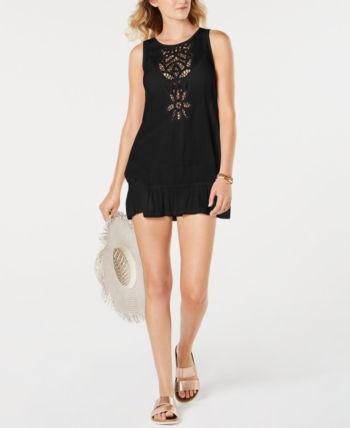 Roxy Womens Sol Coverup Swim Dress