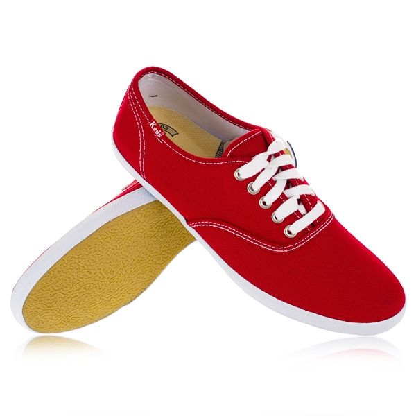 3f71565ca58 Keds - Champion CVO - Red- getting ready for summer! new addition to my  shoe collection!