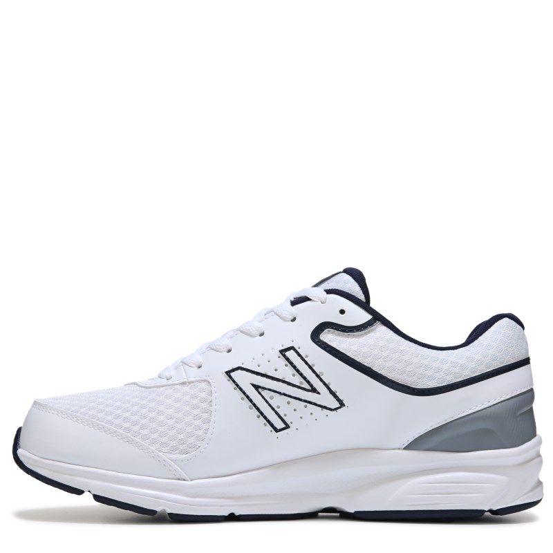 Men's 411 V2 Cush NB MediumX Wide Walking Shoe | Walking