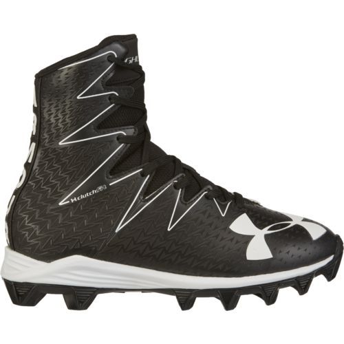 424f9c6ac25 Under Armour Boys  Highlight RM Junior Football Cleats