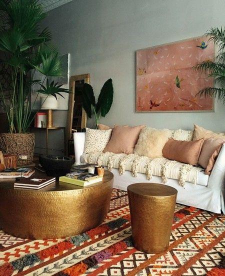 Photo of Lebendige böhmische Farben und Muster: Design Trend – Dekoration Blog
