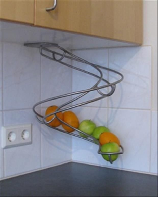 10 Ideas para organizar tu cocina sin gastar mucho dinero Creative