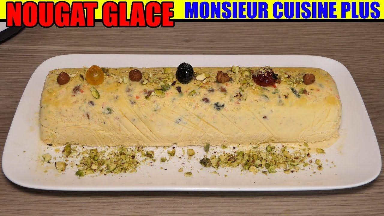 Iced Nougat Monsieur Cuisine Edition Plus Recipe Lidl Silvercrest