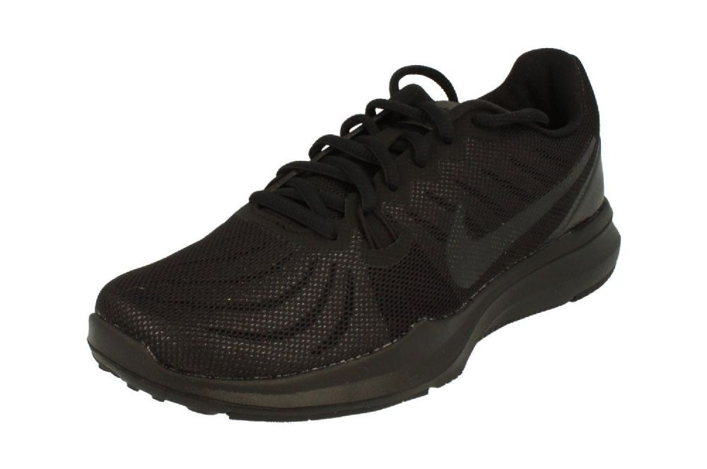 4e3065f799738 Nike Womens In Season Tr 7 Running Trainers 909009 Sneakers Shoes - Colour  Black Anthracite Black