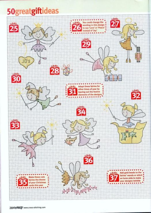 50 angioletti natale 3
