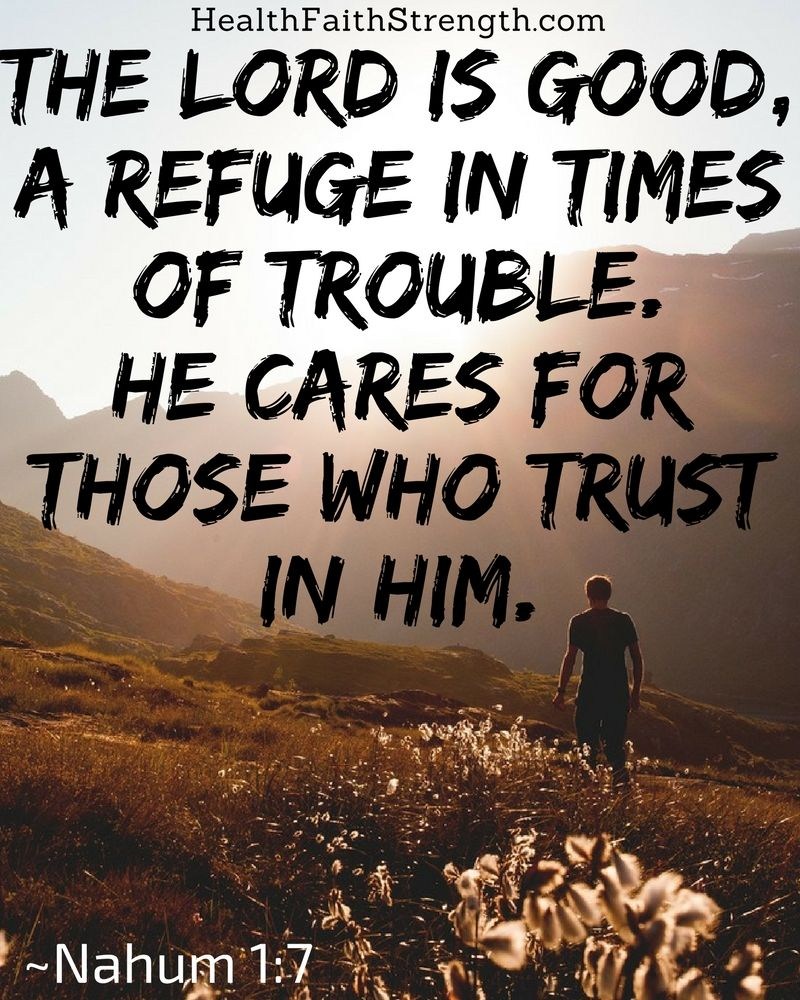 Bible Quotes On Faith And Trust: It Can Be Difficult To Continue Trusting God In The