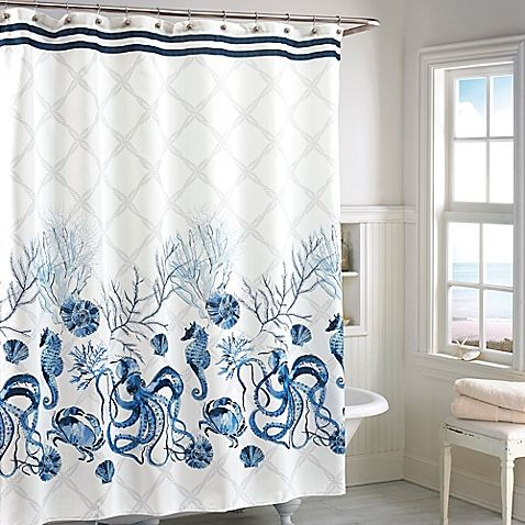 give your bathroom a fun, maritime makeover with the