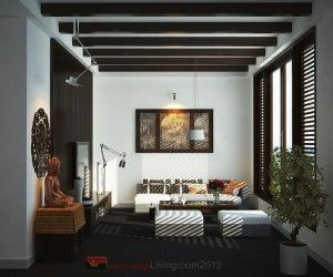 Merveilleux Adding Life To The Living Room. Modern InteriorsAsian Interior DesignInterior  ...