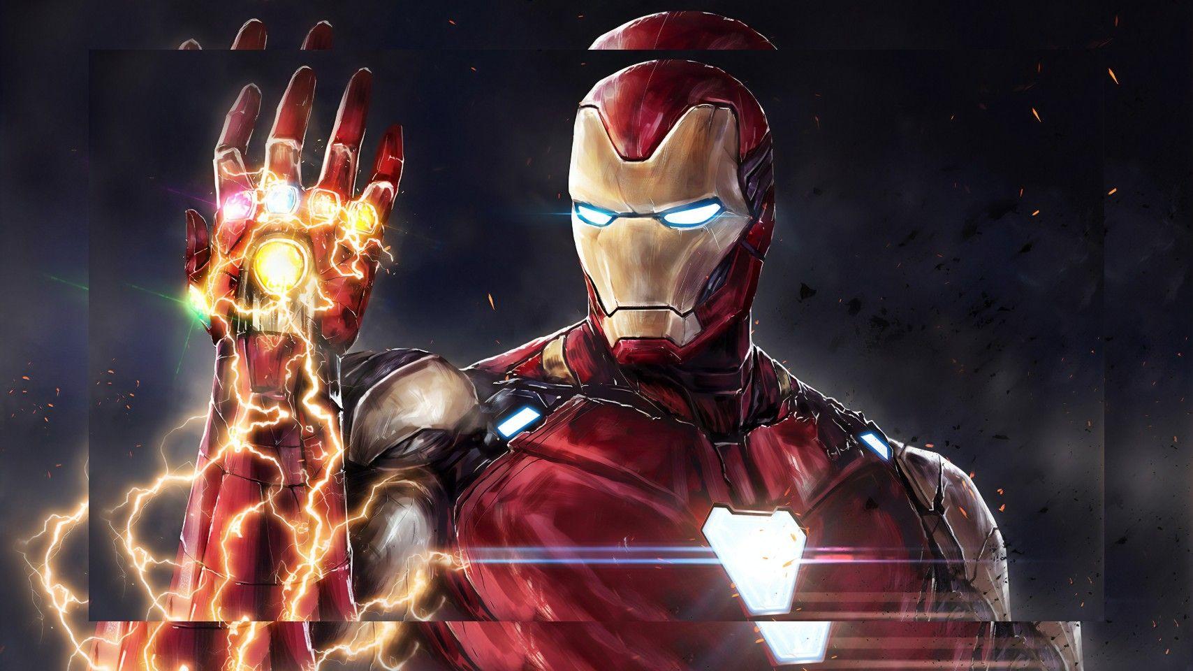 Iron Man Suit Tont Stark Suite Avengers Endgame Scene Iron Man Wallpaper Iron Man Poster Iron Man Wallpaper Hd