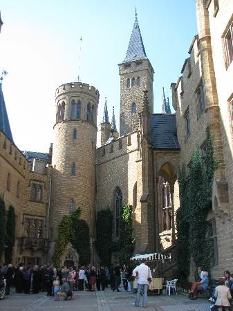 Castle Of Hohenzollern Hohenzollern Castle Germany Castles Castle
