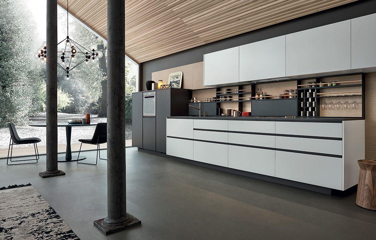 Poliform Varenna My Planet Kitchen Fittings Kitchen Design Kitchen Cabinets And Cupboards