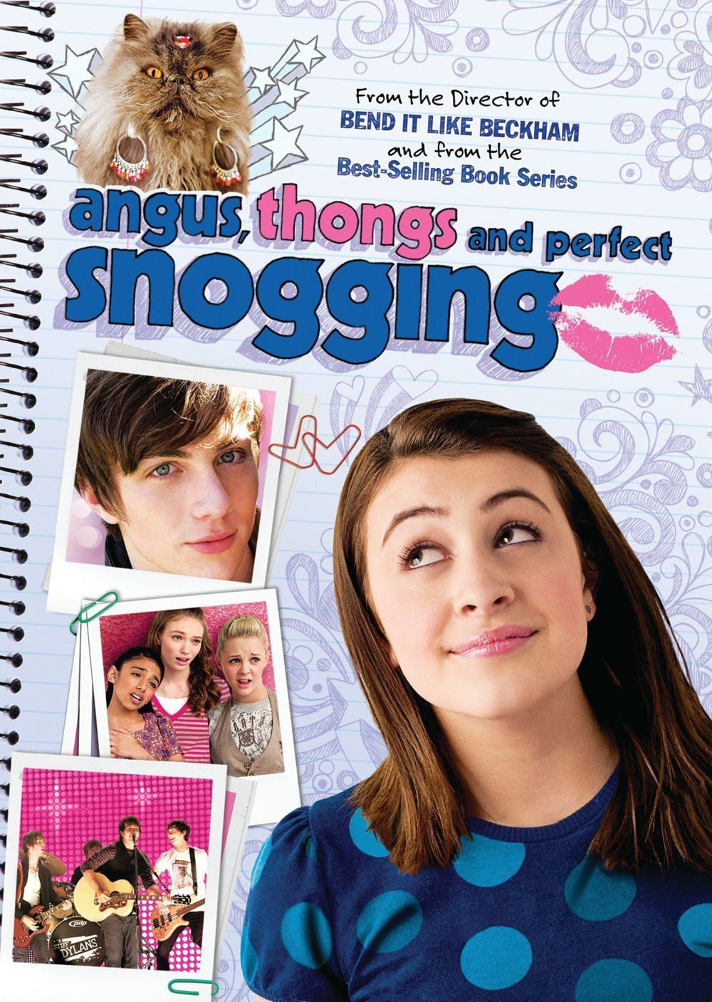 Angus Thongs And Perfect Snogging Cast my favorite one :) | angus thongs, perfect snogging, good