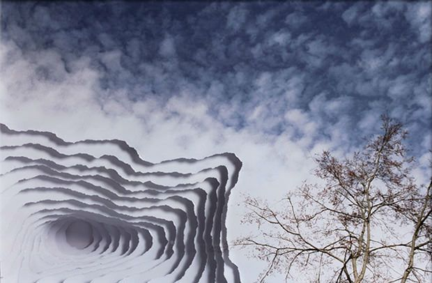 Scott Hazard's multi layered photos.  good stuff!