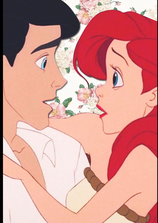 'Isn't it obvious daddy? Ariel's in love'