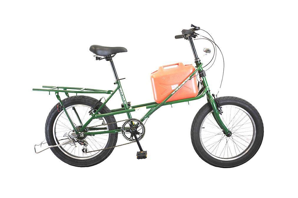 8aedfc230 Preparedness Response Bike (PRB) - Our Bikes - Vanguard Designs ...