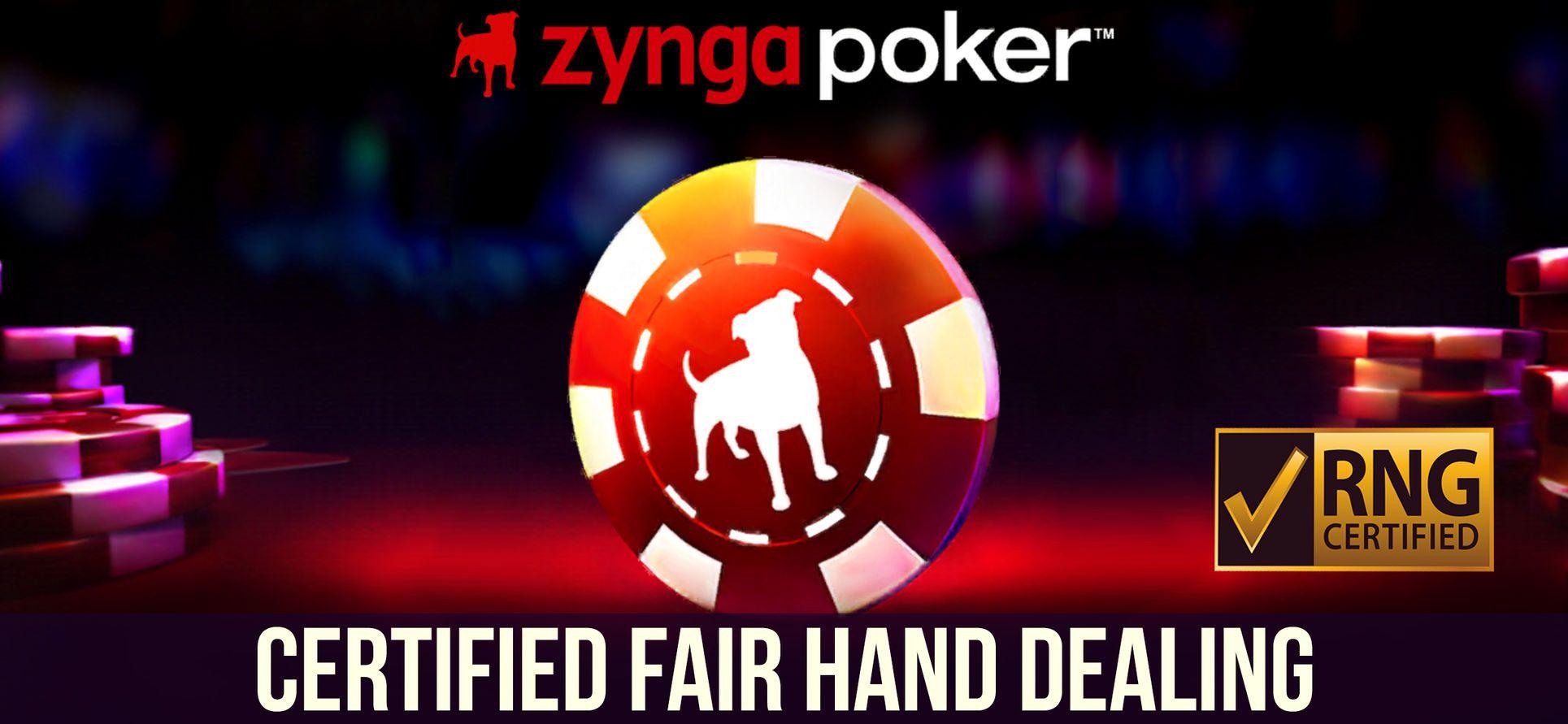 Zynga Poker Texas Holdem CardEntertainmentiosCasino