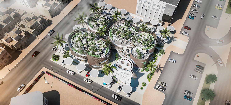 S Squares In Dammam City Saudi Arabia B Visualization In 2021 Dammam Visualisation Square