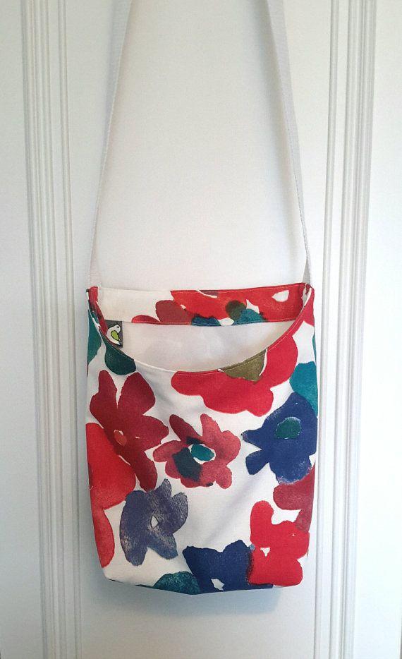Peg Bag / Shoulder Peg Bag by MyLittleSewingBox on Etsy … | Sewing |…