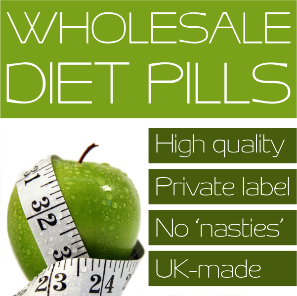 WHOLESALE DIET PILLS: UK-based suppliers and dropshippers of private