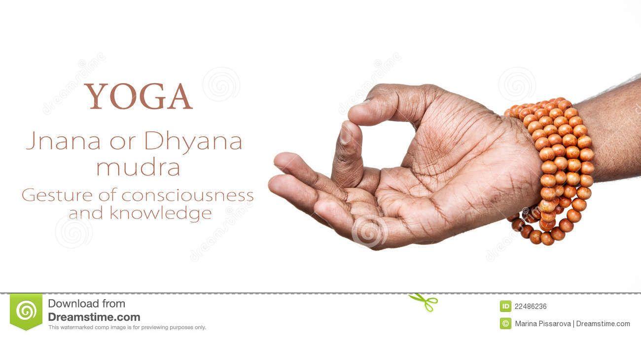 Jnana Yoga Symbol Mudra